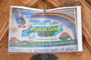 Guardería Infantil Virgen del Carmen